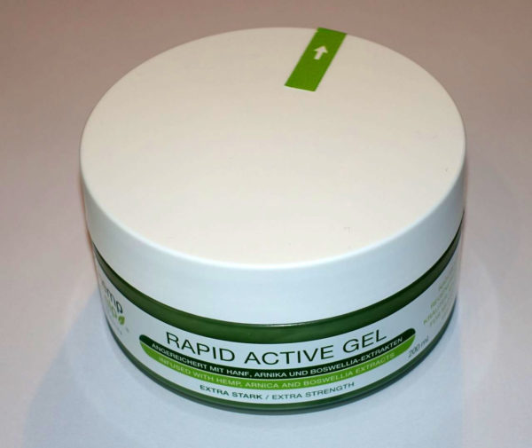 Hemp4Help® Rapid Active Gel Dose